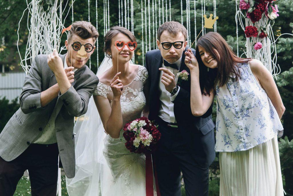 location borne a selfie mariage